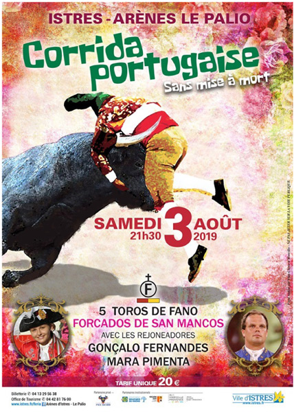 Istres Aout 2019